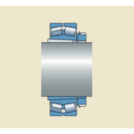 Закрепительная втулка для метрических валов H 209