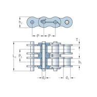 Цепь для нефтедобывающего оборудования PHC 16S-8